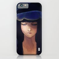 Under The Leaves iPhone 6 Slim Case