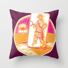 Handiana Throw Pillow