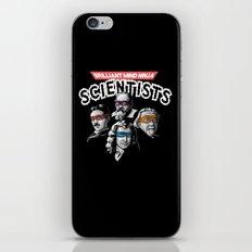 Brilliant Mind Ninja Scientists iPhone & iPod Skin