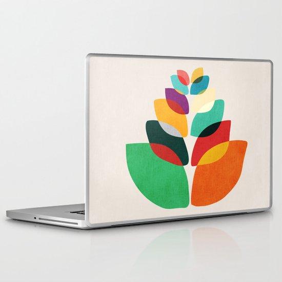 Lotus flower Laptop & iPad Skin
