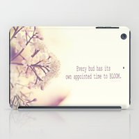Appointed Bloom iPad Case