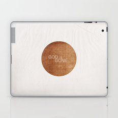 God is gone Laptop & iPad Skin