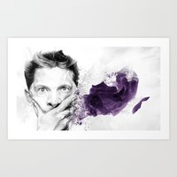 In The Flesh Pt. 1 Art Print
