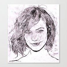 Karlie Koss Canvas Print