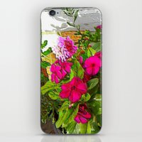 Mixed Annuals iPhone & iPod Skin