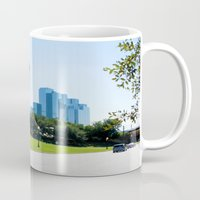 Reunion Tower, Dallas Mug