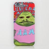 Jabba the moyan iPhone 6 Slim Case