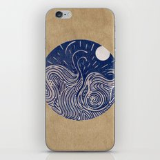 Comes and Goes  iPhone & iPod Skin