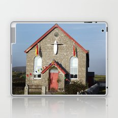 Surfing......It's a Religion! Laptop & iPad Skin