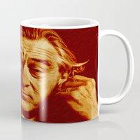 Master Robert Mug