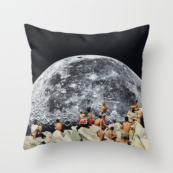 MOONRISE  Throw Pillow