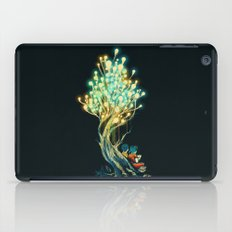 ElectriciTree iPad Case