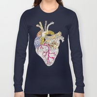 My Heart Is Real Long Sleeve T-shirt