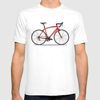 Specialized Racing Road … Mens Fitted Tee White SMALL