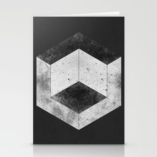 Hex Stationery Card