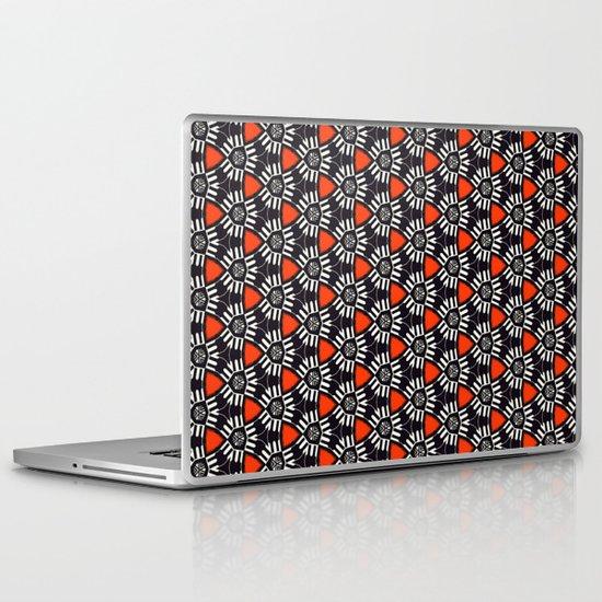 Breitner Pattern Laptop & iPad Skin