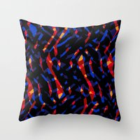 Rope trick Throw Pillow