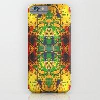 iPhone & iPod Case featuring FX#191 - Inkblotticus by Joshua Rayfield [Spyder Acidburn]