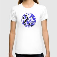 The Finn Womens Fitted Tee White SMALL