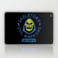 Bad Boy Club: Skeletor's… Laptop & iPad Skin