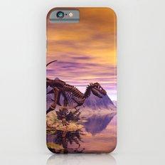 Dinosaur Skeleton  Slim Case iPhone 6s