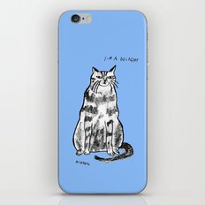 I'm A Delight iPhone & iPod Skin