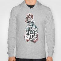 Respect The Dark Side Va… Hoody