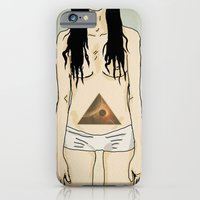 iPhone & iPod Case featuring inside the universe by gokce inan