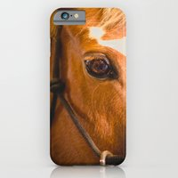 the horse's eye. iPhone 6 Slim Case