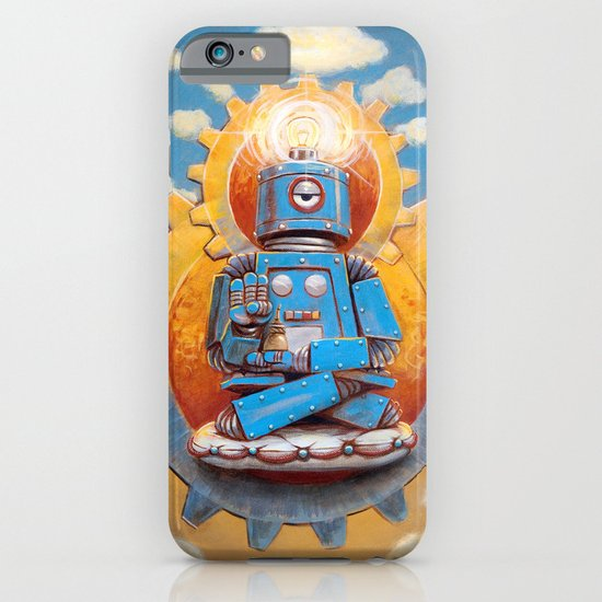 Buddha Bot v5  iPhone & iPod Case