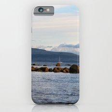 Sail Away On Galway Bay - Ireland Ocean Landscape - Blue Slim Case iPhone 6s