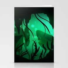 Turquoise Cave Stationery Cards