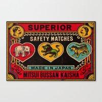 Mitsui Bussan Kaisha Canvas Print