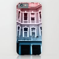 Houses in Portobello iPhone 6 Slim Case