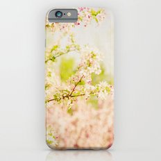 Country Lane Flowers iPhone 6 Slim Case