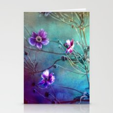 FLEURS DU PRÉ III - Wildflowers in painterly style Stationery Cards