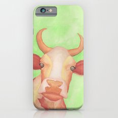 Curious Cow Slim Case iPhone 6s
