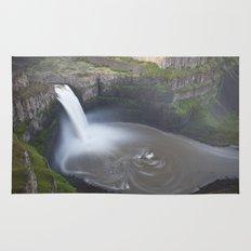 Palouse Falls at Sunrise Rug