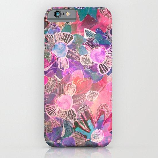Marbled Garden  iPhone & iPod Case
