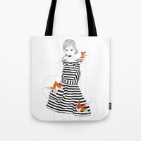 Blowfish #1 Tote Bag