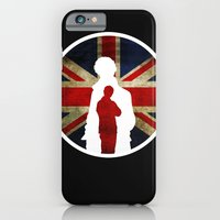 Queen and Country (Sherlock BBC) iPhone 6 Slim Case