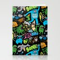 BONK! Stationery Cards
