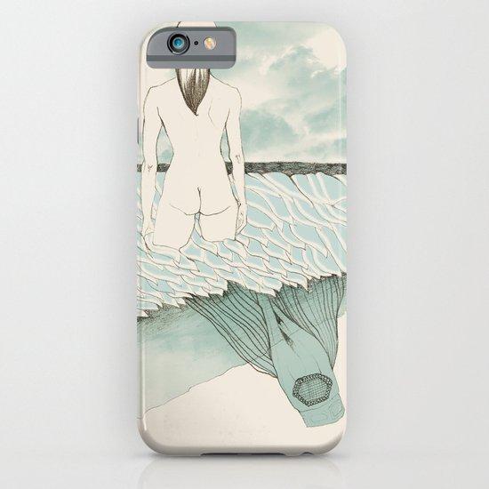 at sea iPhone & iPod Case
