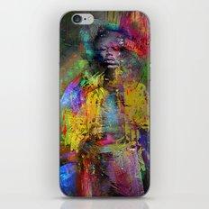 Wait Foxy Lady iPhone & iPod Skin