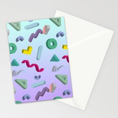 80s Stationery Cards