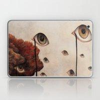 Ojos Que No Callan Laptop & iPad Skin