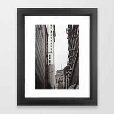 Sao Paolo  Framed Art Print