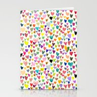 Love The World Stationery Cards