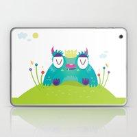 Monster King Laptop & iPad Skin