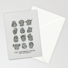 The Grooming Guide Stationery Cards